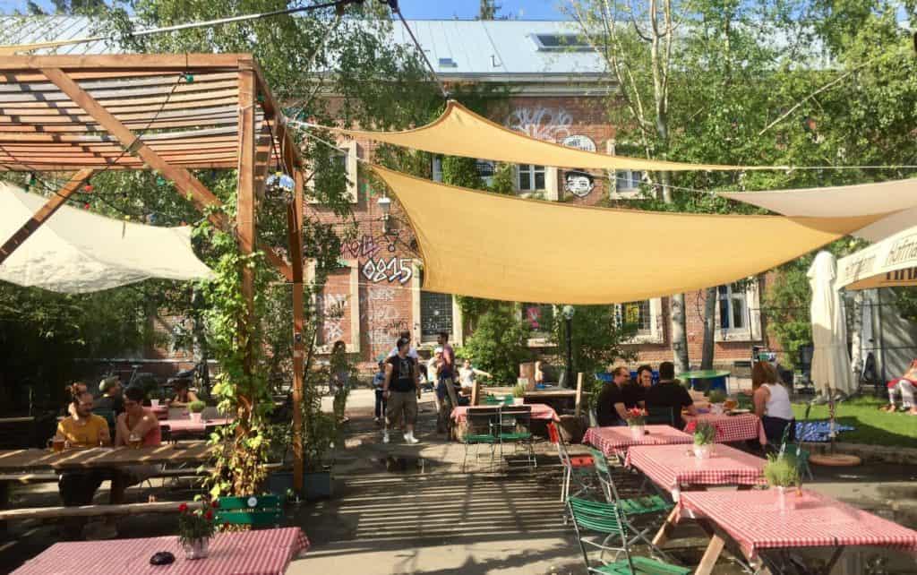 Die 17 Schonsten Biergarten In Nurnberg