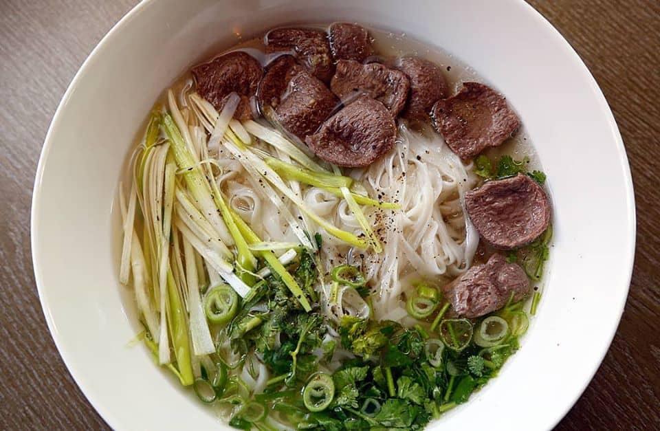 Chai Vegan Kitchen Pho Suppe