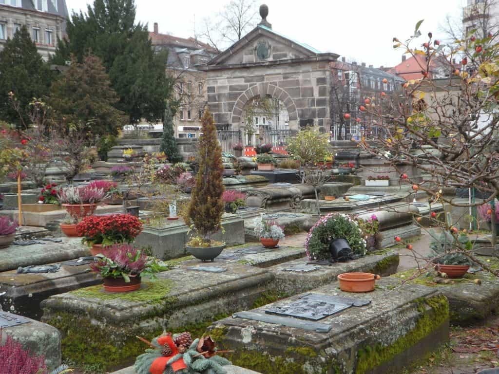 St.Johannisfriedhof