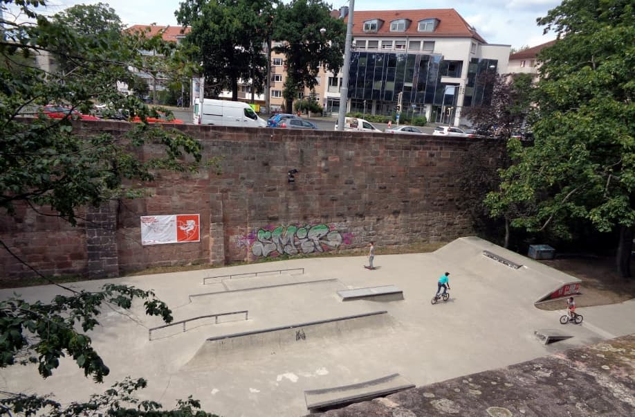 skatepark-nürnberg-burggraben-1
