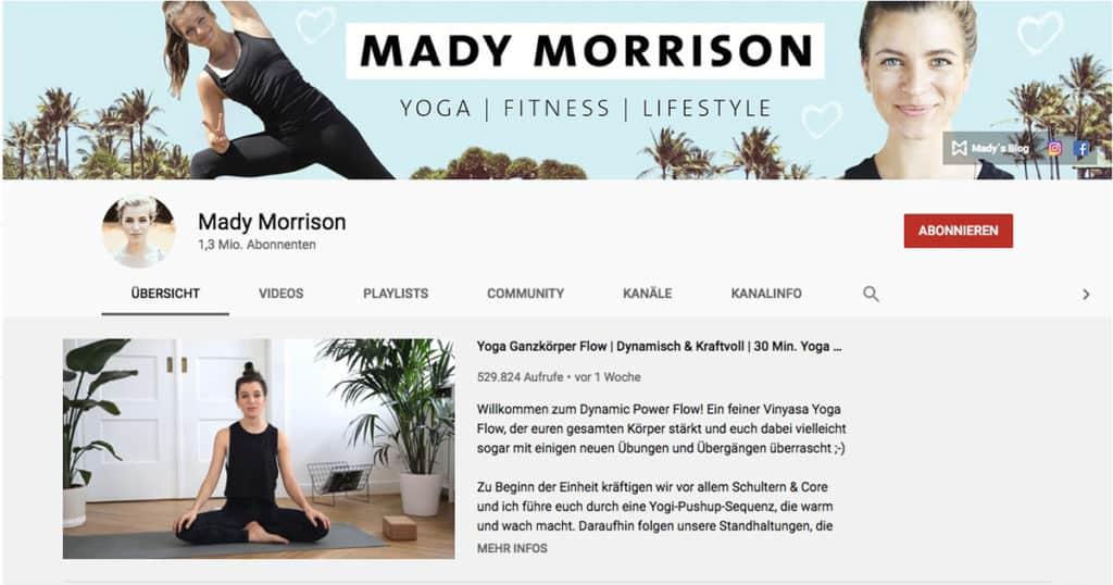 Mady Morrison
