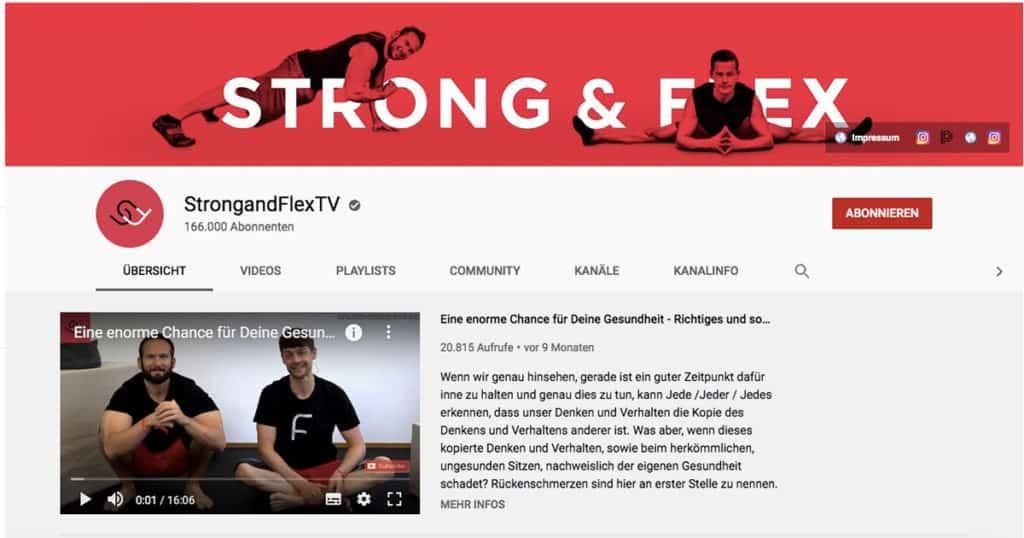 StrongandFlexTV