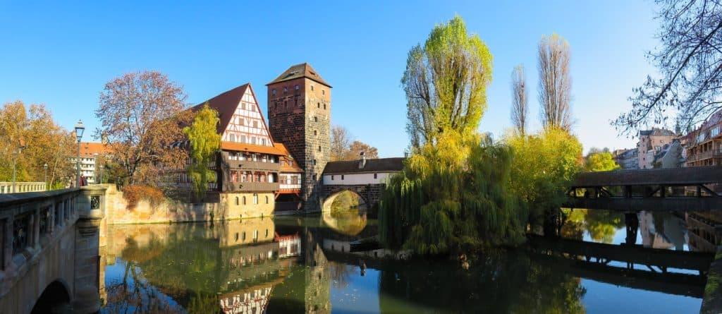 Action-Date: Schnitzeljagd durch Nürnberg