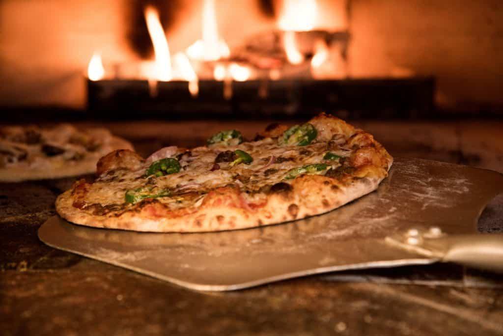 Pizza-Ofen