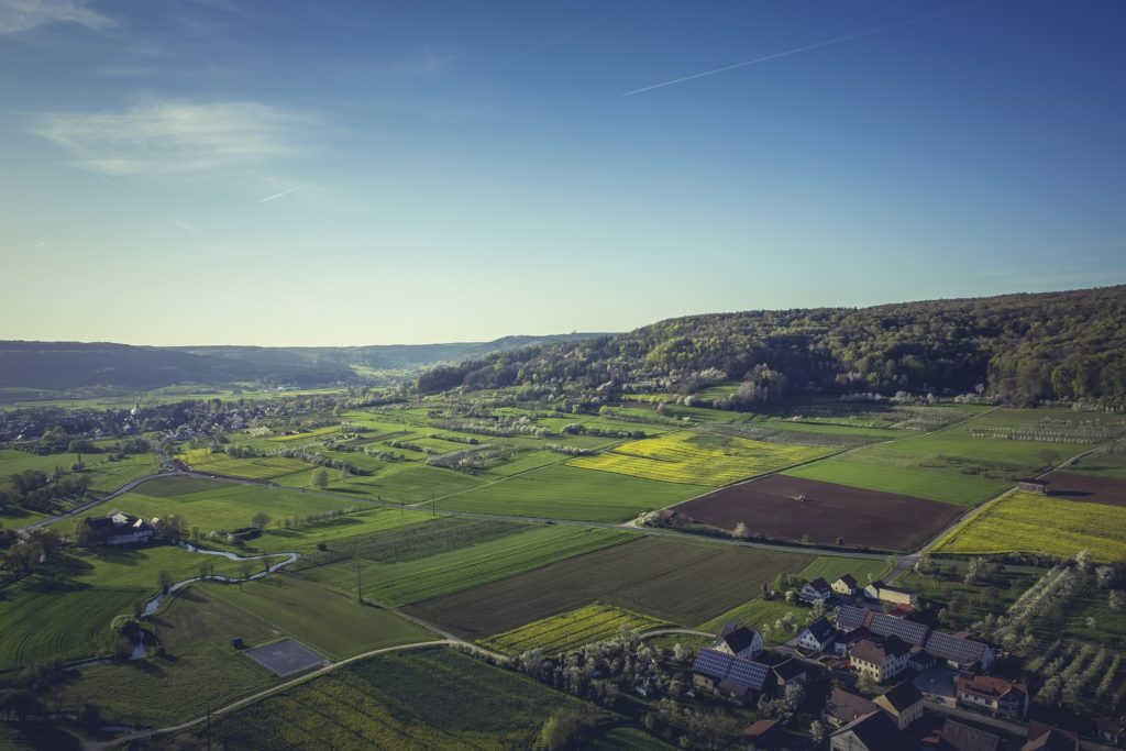 Wandern am Moritzberg im Frühling - dein Nämberch